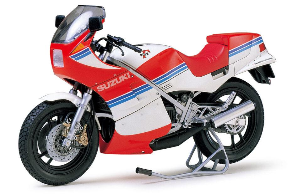 Tamiya 1/12 Suzuki RG250 (14029)