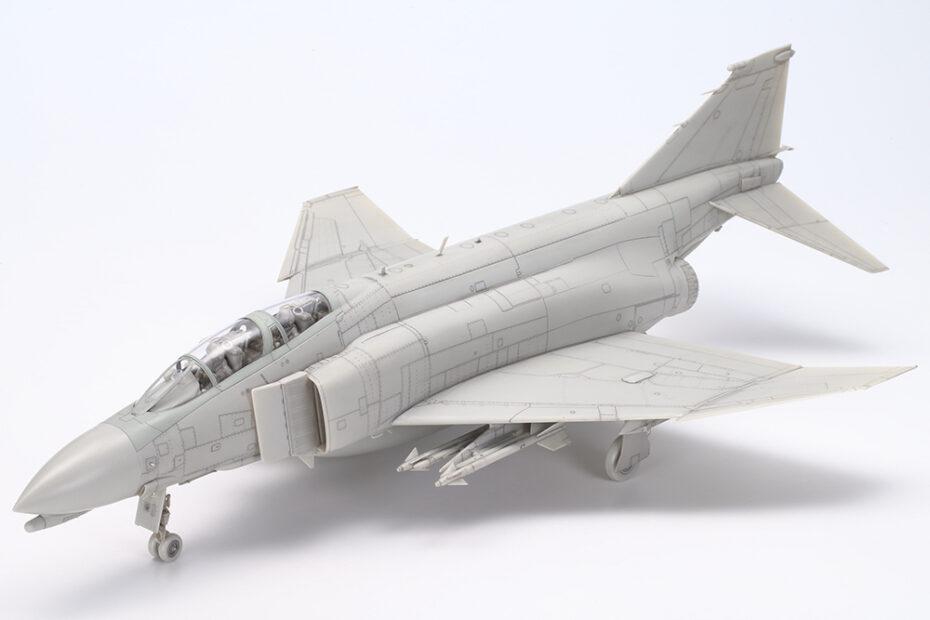 Tamiya 1/48 McDonell Douglas F4B Phantom II (61121)