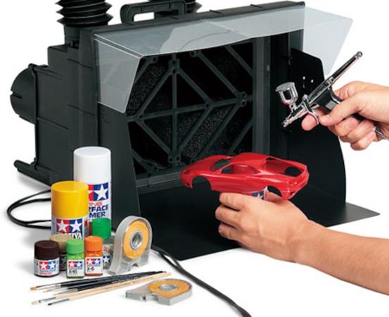 Tamiya Spray-Work Painting Booth (74534)