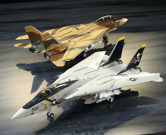 Tamiya 1/48 Grumman F-14A Tomcat (61114)