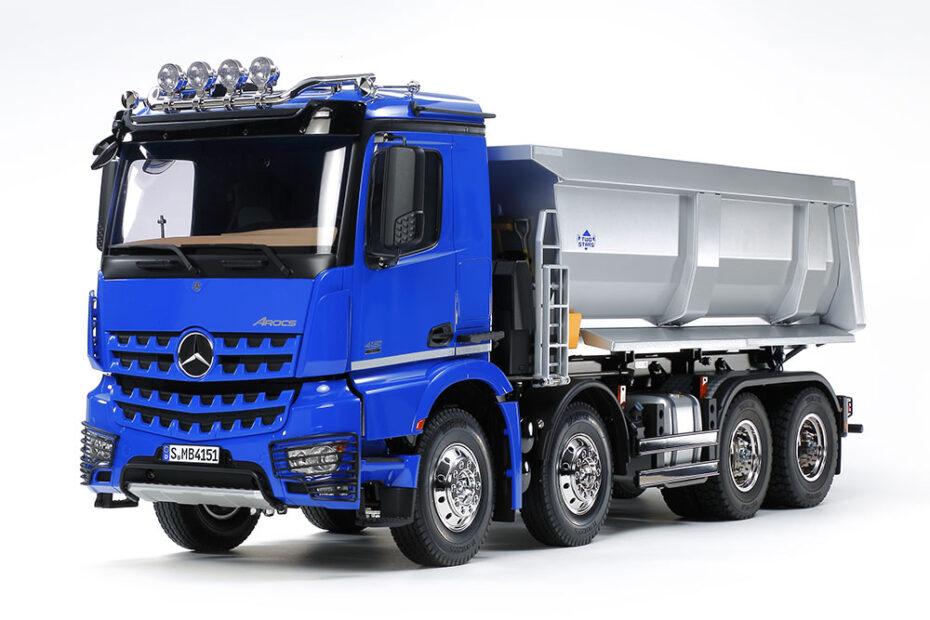 Tamiya 1/14 RC Mercedes-Benz Arocs 4151 8x4 Tipper Truck (56366)